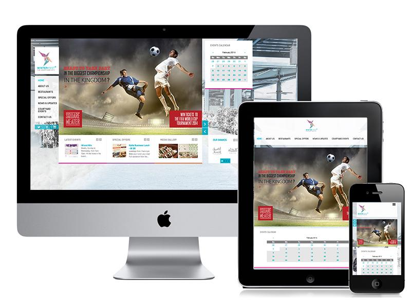 website design bahrain