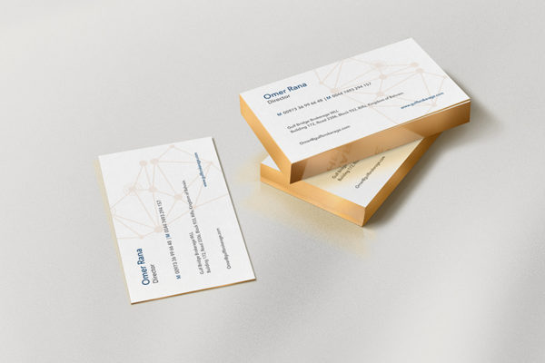 GBB Business Cards